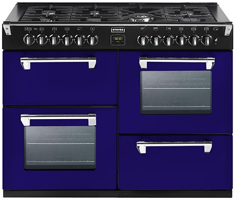 Stoves Richmond 1100DFT CB Mga Dual Fuel Range Cooker