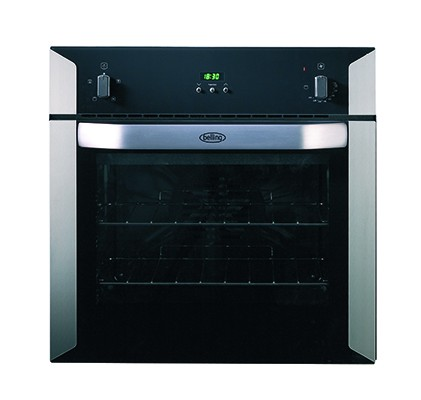 Belling Appliances Ltd BI 60 FP SS Single Oven Electric