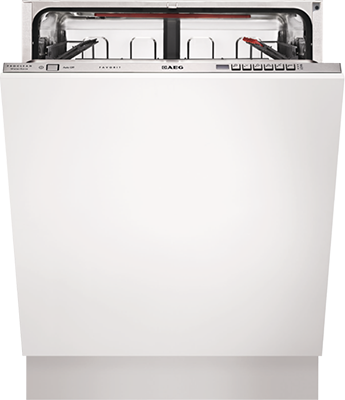 AEG F67622VI0P Integrated Dishwasher
