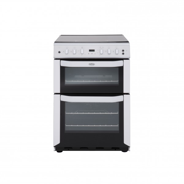 Belling Appliances Ltd FSG60DOF Whi Gas Cooker