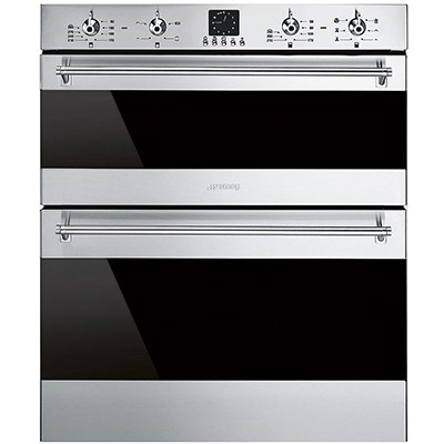 Smeg DUSF636X Double Oven Electric