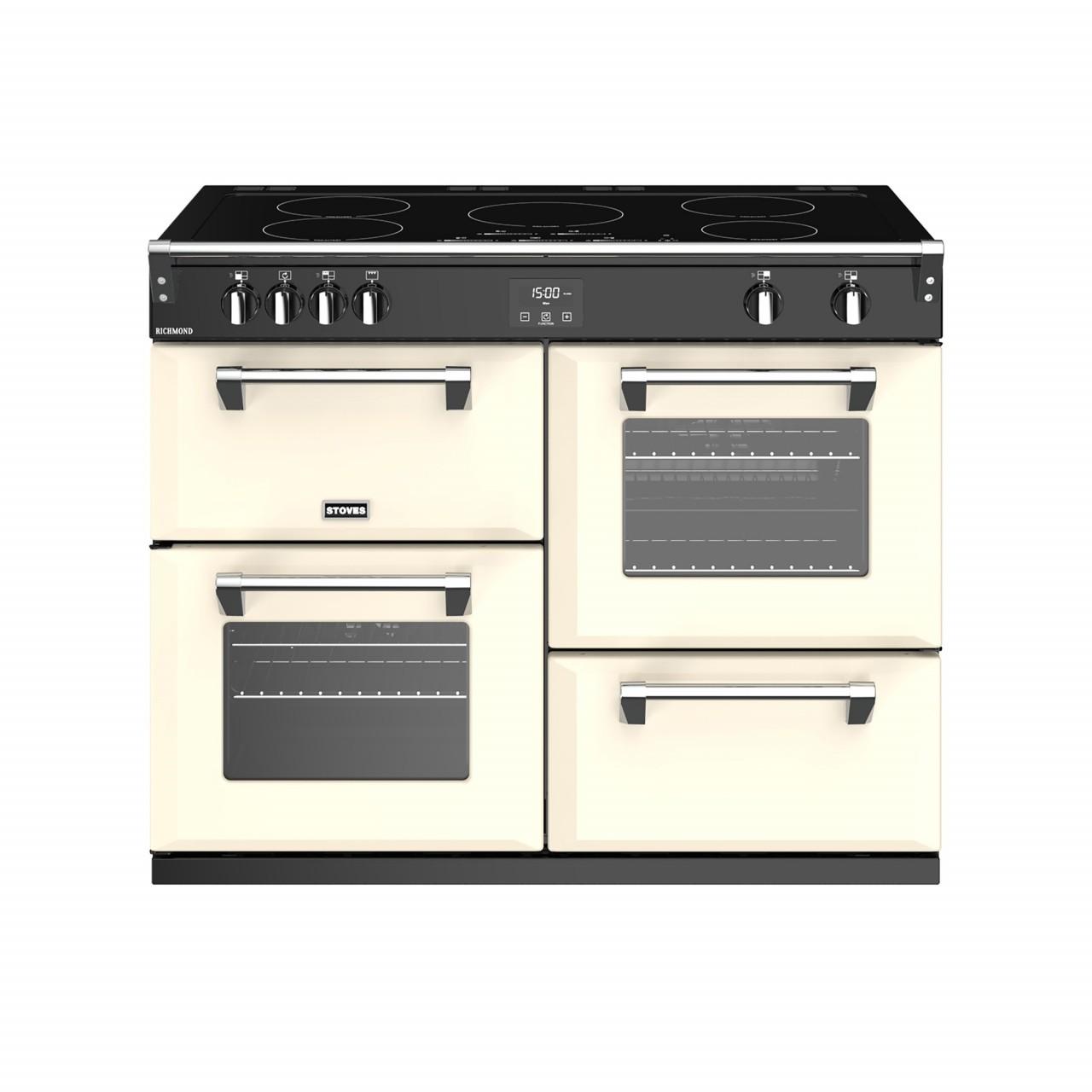 stoves richmond s1100ei classic cream electric range cooker rh stellisonselectrical co uk