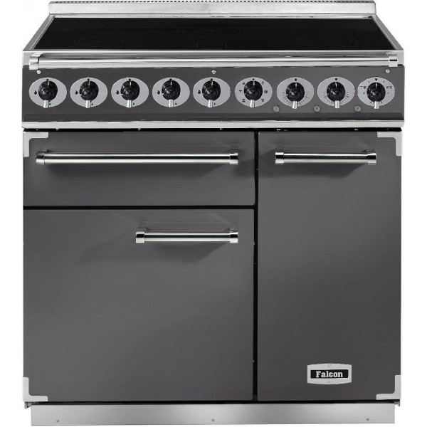 Falcon 900 DX IND Slate Nickel 102320 Electric Range Cooker