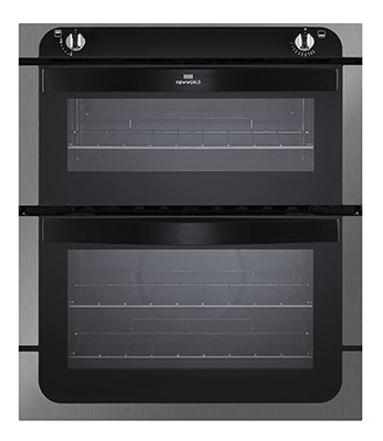 New World NW701G STA Double Oven Gas