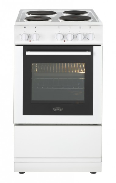 Belling FS50ES Whi Agency Model Electric Cooker