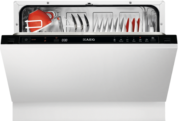 AEG F55210VI0 Integrated Dishwasher
