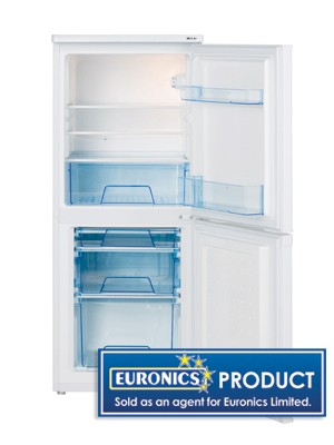 LEC T5039W Agency Model Fridge Freezer