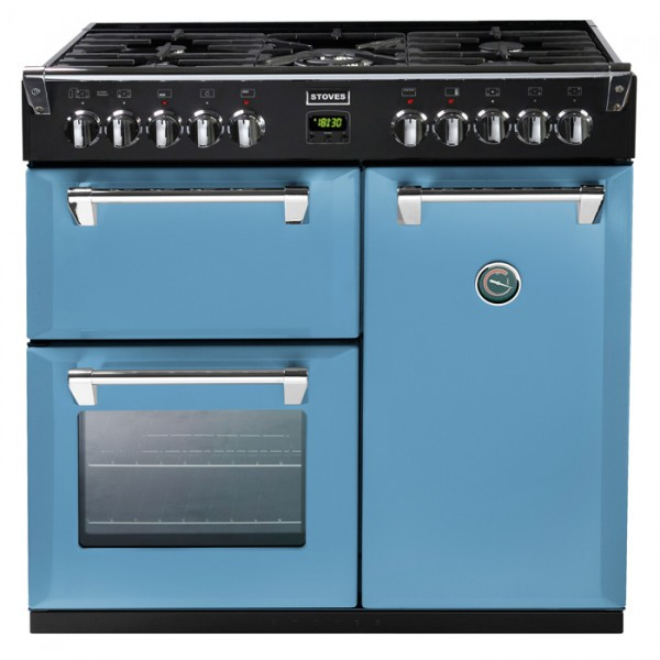 Stoves Richmond 900DFT CB Dba Dual Fuel Range Cooker