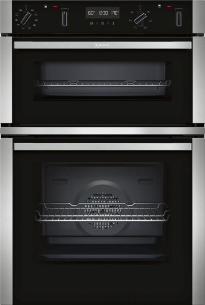 Neff U2ACM7HN0B Double Oven Electric