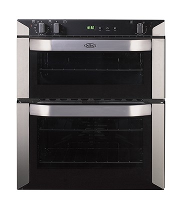 Belling Appliances Ltd BI 70 FP SS Double Oven Electric