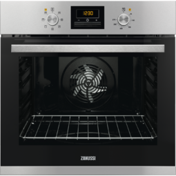 Zanussi ZOB35471XK Single Oven Electric