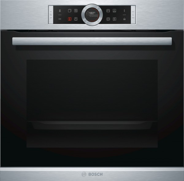 Bosch HRG635BS1B Single Oven Electric