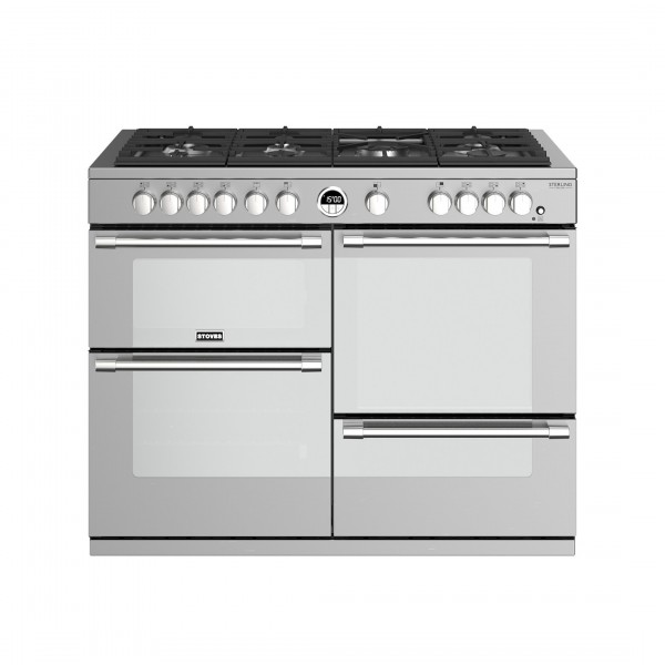 Stoves Sterling Deluxe S1100G SS Gas Range Cooker