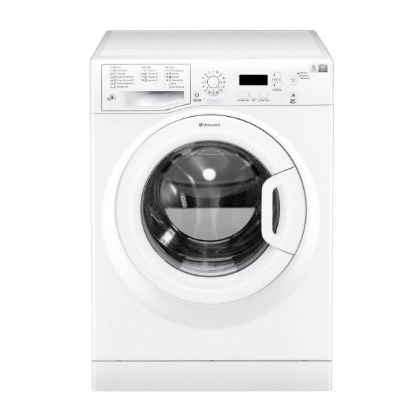 Hotpoint WMEUF743P Agency Model Washing Machine