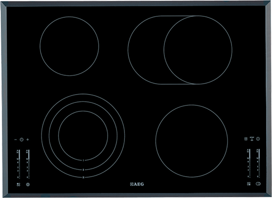 AEG HK764070FB Electric Hob