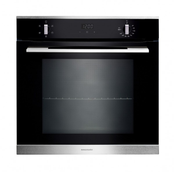 Rangemaster 11213 RMB605BL/SS Single Oven Electric