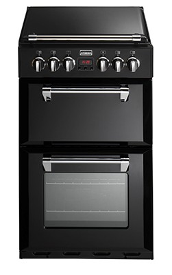 Stoves Richmond 550DFW Blk Dual Fuel Cooker