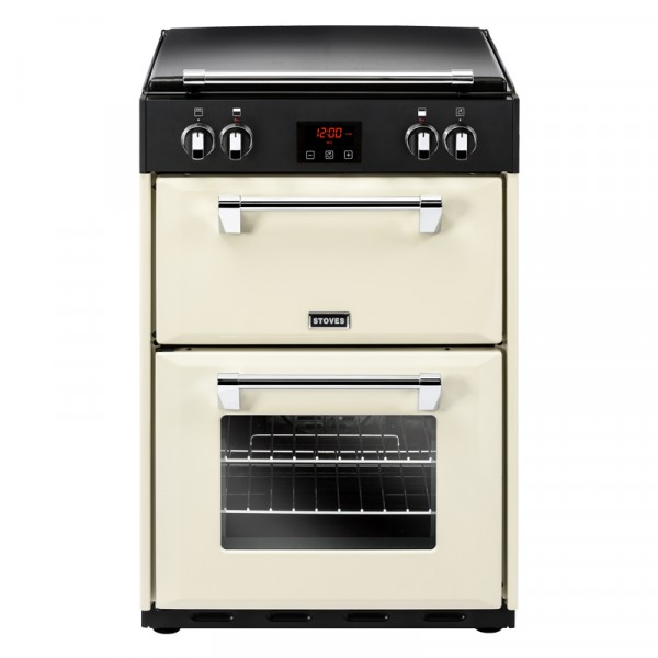 Stoves Richmond 600EI Cream Electric Cooker