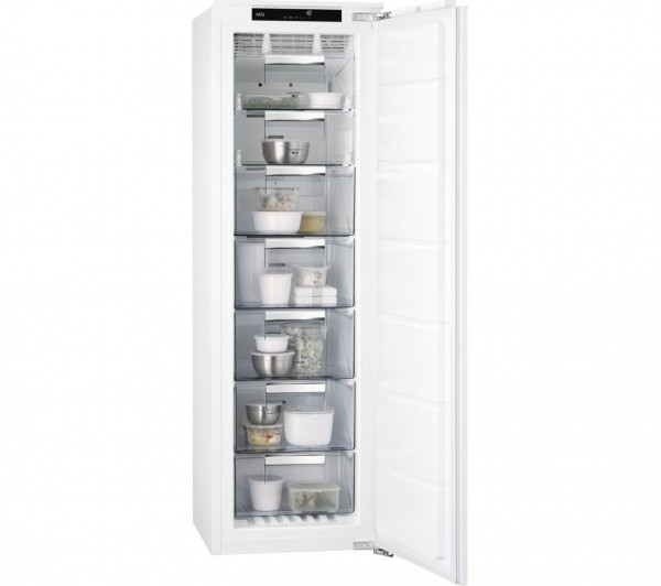 AEG ABB8181VNC Integrated In Column Freezer