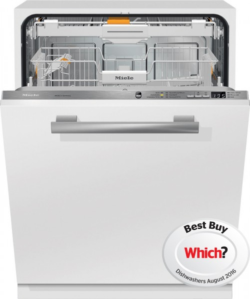 Miele G6660 SCVi Integrated Dishwasher
