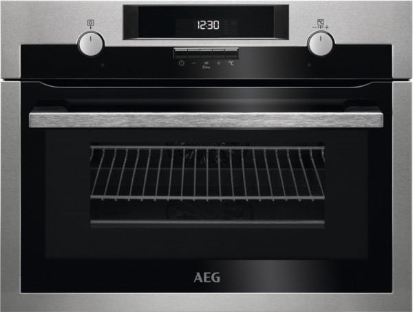 AEG KME561000M Integrated Combination Microwave