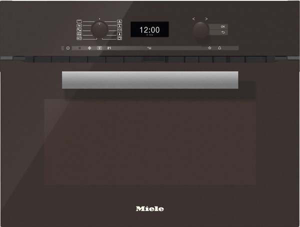 Miele H6400BM hvbr PureLine Integrated Combination Microwave