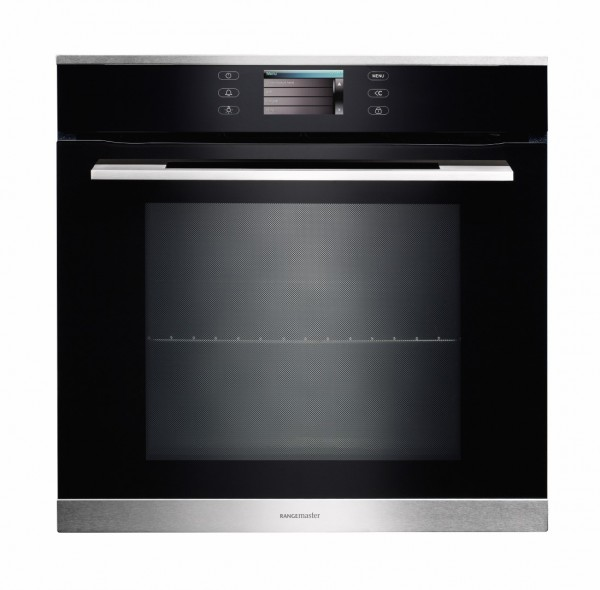 Rangemaster 11216 RMB610PBL/SS Single Oven Electric