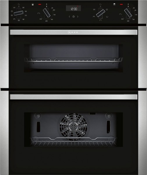 Neff J1ACE2HN0B Double Oven Electric