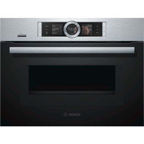 Bosch CMG676BS6B Integrated Combination Microwave