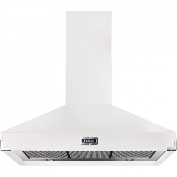 Falcon 1000 Superextract White 101990 Cooker Hood