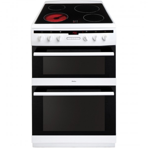 Amica AFC 6550WH Electric Cooker