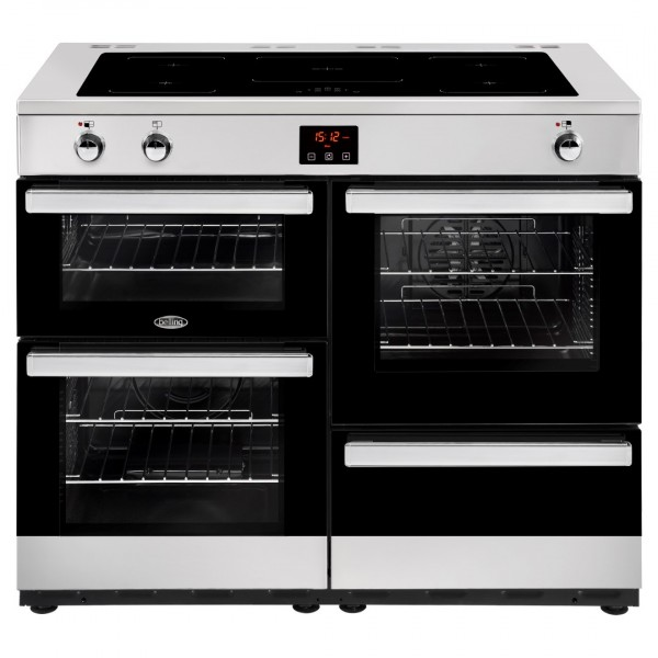 Belling Appliances Ltd Cookcentre 110Ei SS Electric Range Cooker
