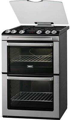 Zanussi ZCG664GXC Gas Cooker