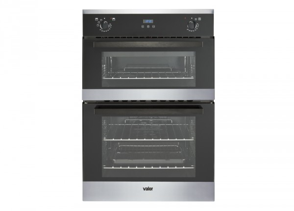 Valor VBI90FP SS Double Oven Electric