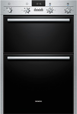 Siemens HB43MB520B Double Oven Electric