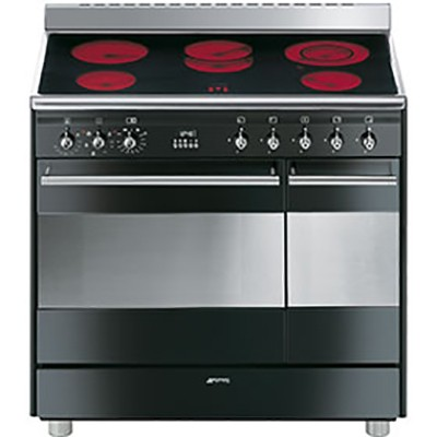 Smeg SUK92CBL9 Electric Range Cooker