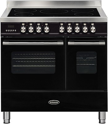 Britannia RC-9TI-DE-K Electric Range Cooker