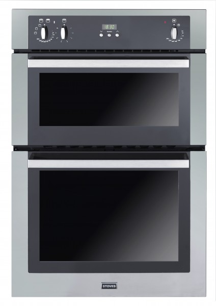 Stoves SEB900FPS SS Double Oven Electric