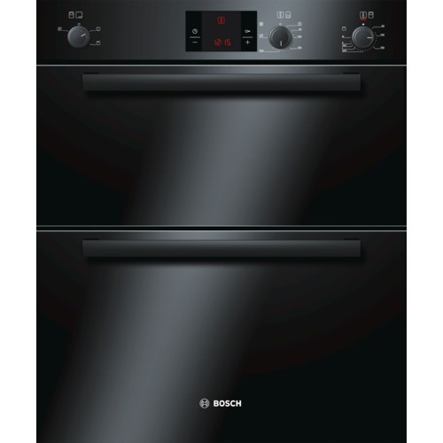 Bosch HBN13B261B Double Oven Electric