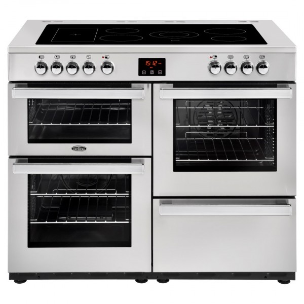 Belling Cookcentre 110E SS Professional Electric Range Cooker