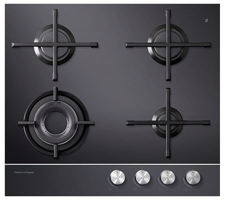 Fisher & Paykel CG604DNGGB1 85363 Gas Hob