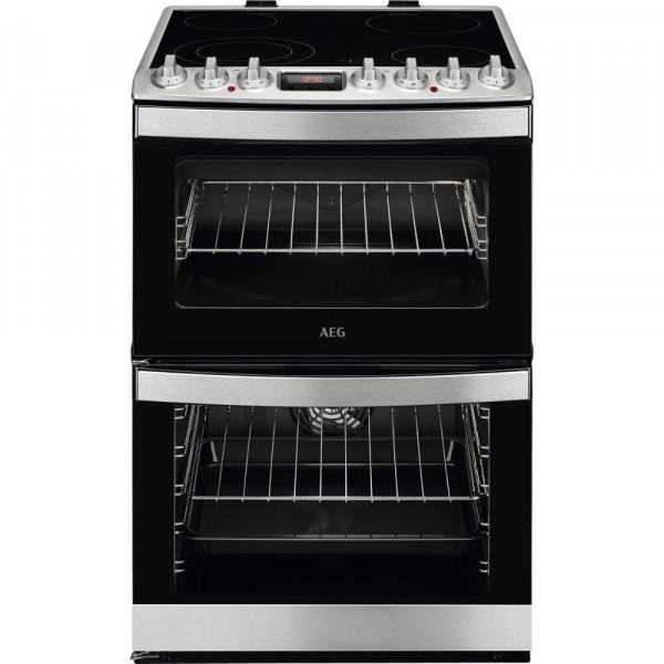 AEG CCB6760ACM Electric Cooker