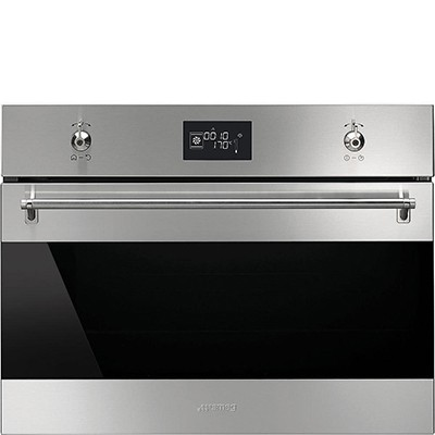 Smeg SF4390VCX Steam Oven