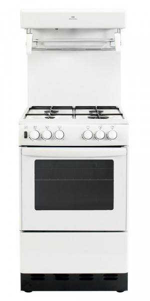 New World 50THLG Whi Agency Model Gas Cooker