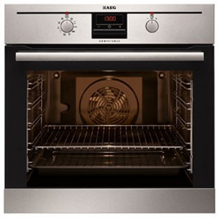 AEG BP330302KM Single Oven Electric