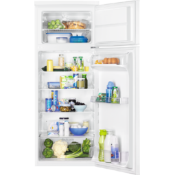 Zanussi ZRT23103WV Fridge Freezer