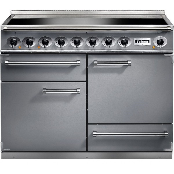 Falcon 1092 DX IND SS Chrome81400 Electric Range Cooker