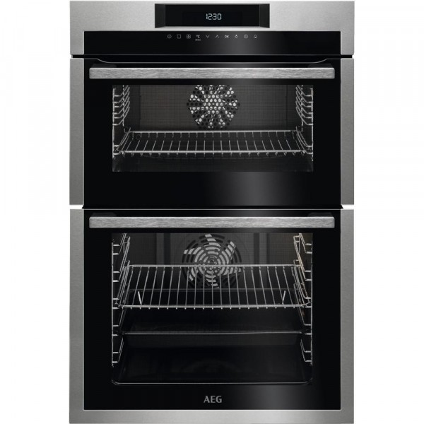 AEG DCE731110M Double Oven Electric