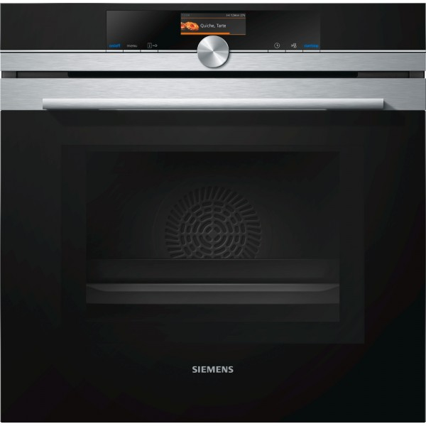 Siemens HM676G0S6B Single Oven Electric