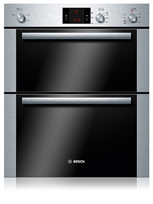 Bosch HBN13B251B Double Oven Electric